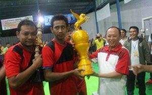 JFC Sumenep Gelar Turnamen Futsal Memperebutkan Piala Bergilir Bupati Cup