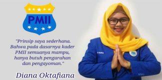 Diana Oktafiana, Mahasiswi STAIN Pamekasan