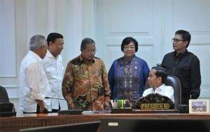 Musim Kemarau, Presiden Jokowi Instruksikan Menteri Untuk Antisipasi Kekeringan