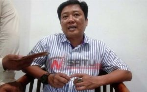 DPRD Sumenep Usulkan BUMD Khusus Migas. (Nurus Salam, Ketua Komisi II DPRD Sumenep)