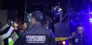 Diduga Mesum, Belasan Muda-mudi Di Surabaya Terjaring Razia