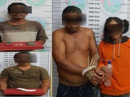 Gelar Pesta Narkoba Empat Warga Aceh Tamiang Ditangkap Polisi