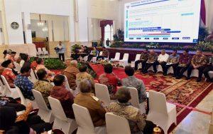 Kepala Daerah Se Indonesia Ikuti RKP Di Istana Negara