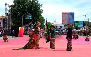 Pemkab Sumenep Gelar Pawai Budaya dan Prosesi Penobatan Adipati Arya Wiraraja