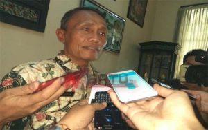 Kepala Disbudparpora Sumenep, Sufiyanto. Kunjungan Wisman Ke Sumenep Capai 3000 Wisatawan