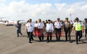 Tahun 2020, Run Way Bandara Trunojoyo Sumenep Diperpanjang Menjadi 2.250 Meter