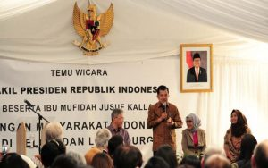 Wapres Jusuf Kalla Bertemu Dengan Masyarakat Indonesia Di Belgia Dan Luxemburg