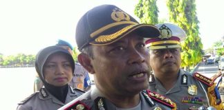 Foto : Wakapolda NTB, Komisaris Besar (Kombes) Polisi, Tajuddin, MH
