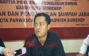 Panwaskab Sumenep Dilaporkan DKPP, Ini Tanggap Bawaslu Jatim
