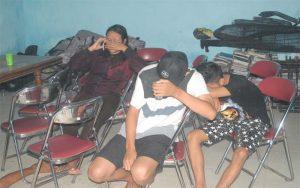 Satpol PP Sumenep Amankan Pensiunan PNS Dari Pamekasan Di Sebuah Hotel
