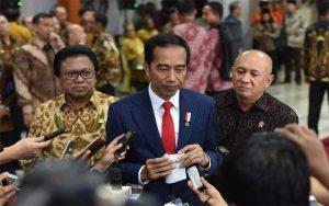 Soal Kasus Hukum Setya Novanto, Ini Kata Presiden Jokowi