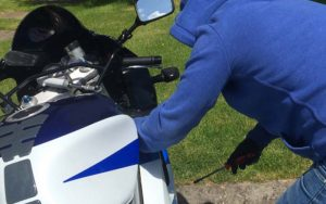 Diduga Curi Motor, Warga Probolinggo Diamankan Polisi