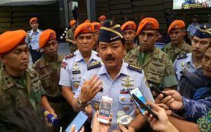 Inilah Calon Panglima TNI, Kepala Staf TNI Angkatan Udara (KSAU) Marsekal Hadi Tjahjanto