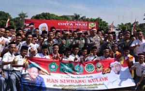 Silaturahmi Nasional Ulama Bersama TNI Polri