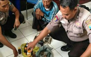 Bawa Handak, Nelayan Asal Pamekasan Diamankan Polres Sumenep