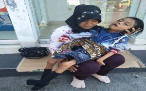 Bocah 10 Tahun Di Banyumas Menderita Polio