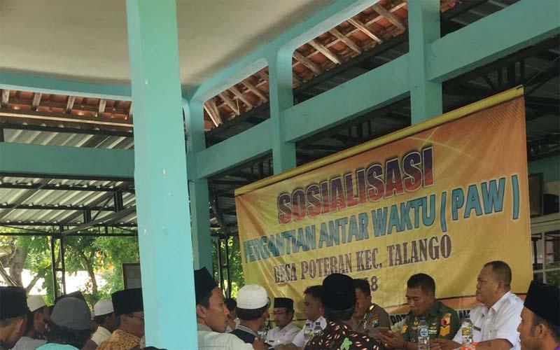 Divonis 2 Tahun, KP3 Desak Pemkab Segera PAW Kades Poteran