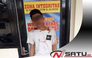 Polres Lombok Timur Tembak Pelaku Penodongan Pada Wisatawan