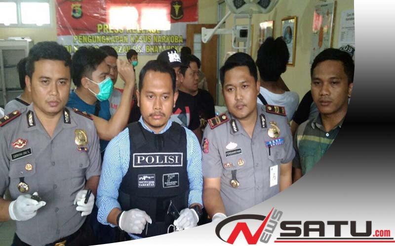 Polresta Lampung Tembak Mati DPO Curanmor