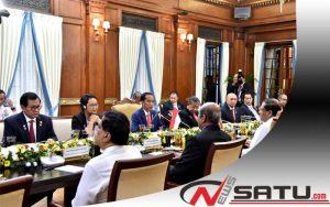 Presiden Jokowi Lakukan Kunjungan Kenegaraan Ke Sri Lanka