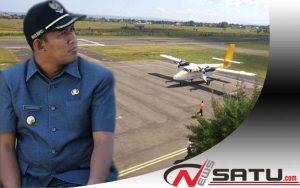 Wabup Sumenep; Tahun 2020 Pesawat Perintis Akan Layani Sumenep-Kangean