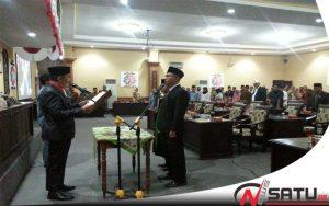 Anggota DPRD Sumenep Dari PAN Di PAW