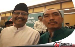 Herman DK; Gus Ipul Layak Pimpin Jatim (Gus Ipul bersama Herman DK Ketua DPRD Sumenep)