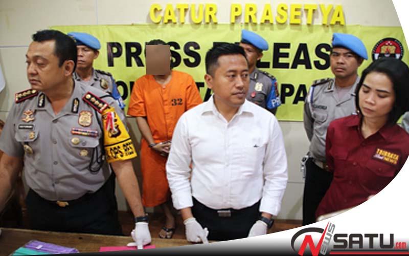Polrestas Denpasar Bali Amankan Pengedar Narkoba
