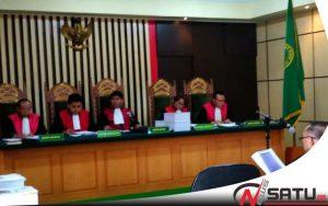Sidang Perdana Kasus Dugaan Suap Ketok Palu APBD Provinsi Jambi