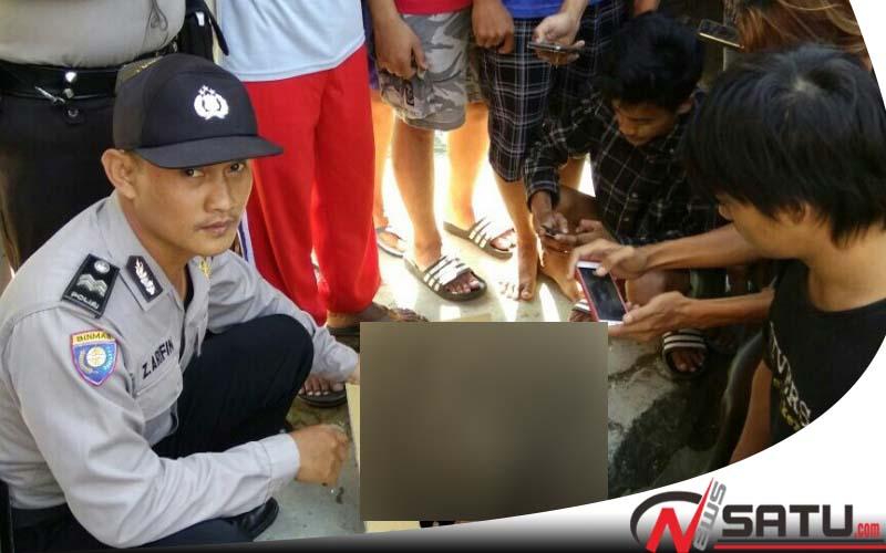 Warga Blimbing Kota Malang Digegerkan Dengan Bayi Di Bawah Jembatan