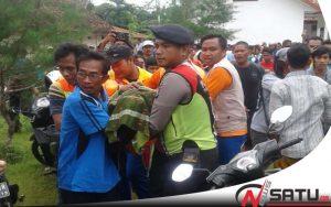 Dua Pemuda Ditemukan Tewas Di Sungai Kacongan Sumenep