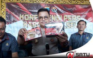 Jual Kosmetik Ilegal, Warga Banjarmasin Ditangkap Polisi