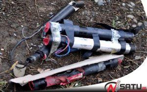 Polisi Amankan Bom Rakitan Di Aceh Utara