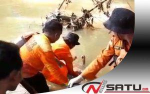 Satu Lagi Korban Terseret Arus Sungai Asta Katandor Sumenep Ditemukan