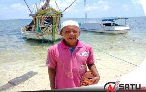 Seorang Nelayan Terdampar Di Kangean Sumenep