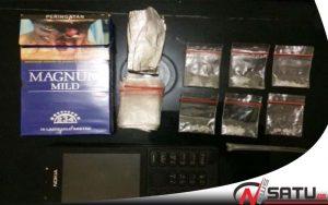 Simpan Narkoba, Polisi Amankan Dua Pemuda Di Lampung Tengah