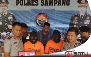 Simpan Sabu-sabu Seberat 80 Gram Lebih, Dua Warga Sampang Diamankan Polisi