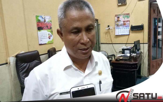 149 SMP Siap Ikuti UNBK, SMPN 1 Batuputih Sumenep Terkendala Jaringan Internet (Moh Iksan, Kepala Bidang Pembinaan SMP, Dinas Pendidikan Sumenep)