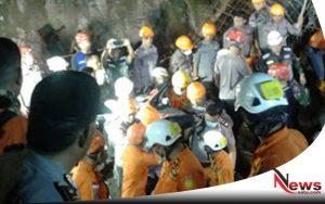 Dua Pekerja Tewas, Proyek Pembangunan Tol Manado-Bitung Ambruk