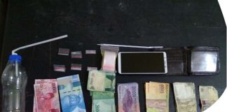 Edarkan Narkoba Warga Sanggau Diamankan Polisi