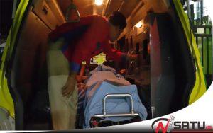 Ibunda Faris Korban Bakar Diladang Jagung Hembuskan Nafas Terakhir DDi Surabaya