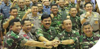 Jaga Keutuhan NKRI, TNI-Polri Harus Selalu Bersinergi