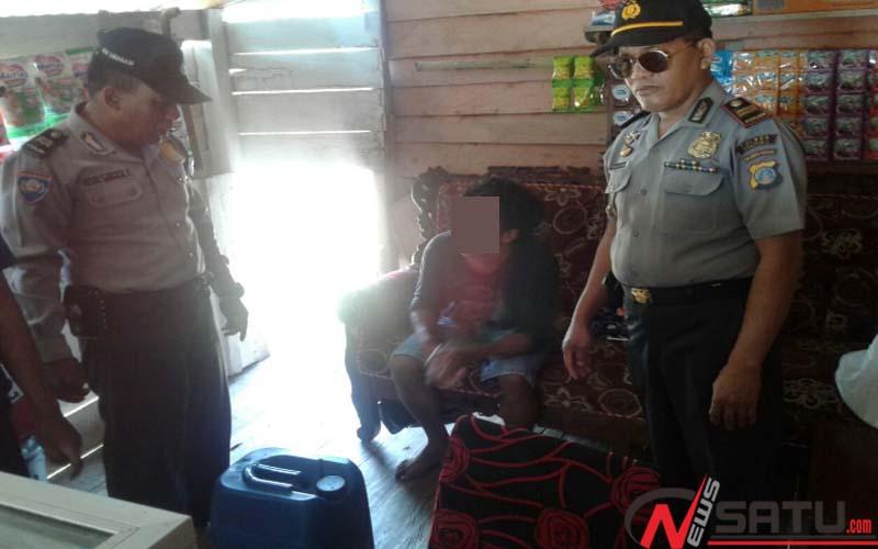 Jualan Miras, Dua Warga Toli-toli Diamankan Polisi