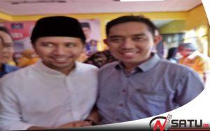 Ketua BM PAN Sumenep; Anggota Dewan Harus Perjuangkan Nasib Rakyat, Bukan Memperkaya Diri (Hairul Anwar Ketua BM PAN Sumenep Bersama Emil Dardak, Cawagub Jatim)