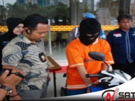 Polres Bandar Lampung Bekuk Spesialis Curanmor