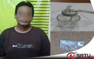 Polrestabes Surabaya Amankan Pengguna Narkoba