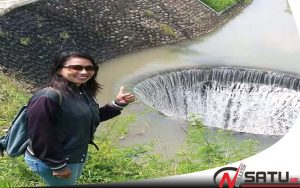 Sumur Ditengah Sungai Gegerkan Warga Probolinggo