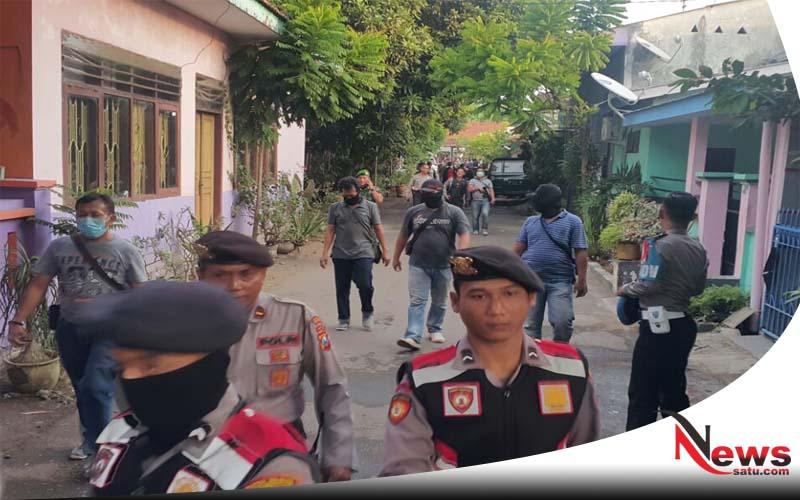 Densus 88 Tangkap Terduga Teroris Di Probolinggo