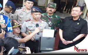 Kapolri; Bom Bunuh Diri Di Gereja Surabaya Dilakukan Satu Keluarga