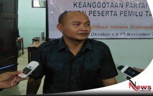 Pilkada Jatim, KPU Sumenep Optimis Tingkat Partisipasi Masyarakat Tinggi (Abdul Hadi, Komisioner KPU Sumenep)